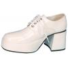 Shoe Platform White Pat Men Small